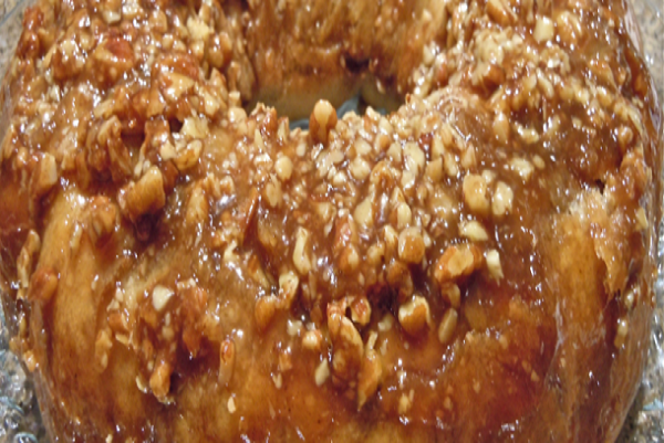Get Nutty With This Buttery Pecany Bundt Cake Best