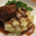 Homemade Salisbury Steaks