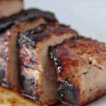 Honey Butter Pork Tenderloin