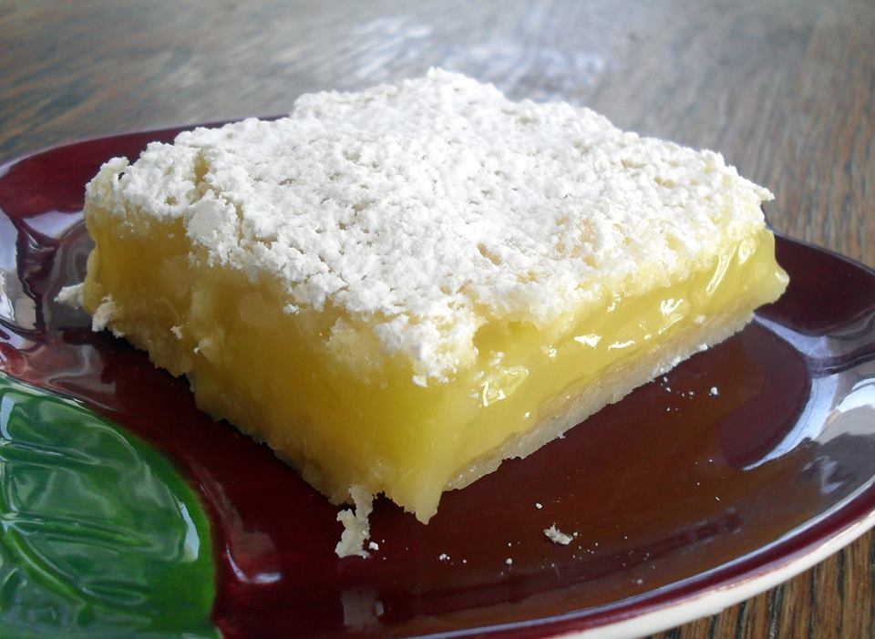 LEMON SQUARES – Best Cooking recipes In the world