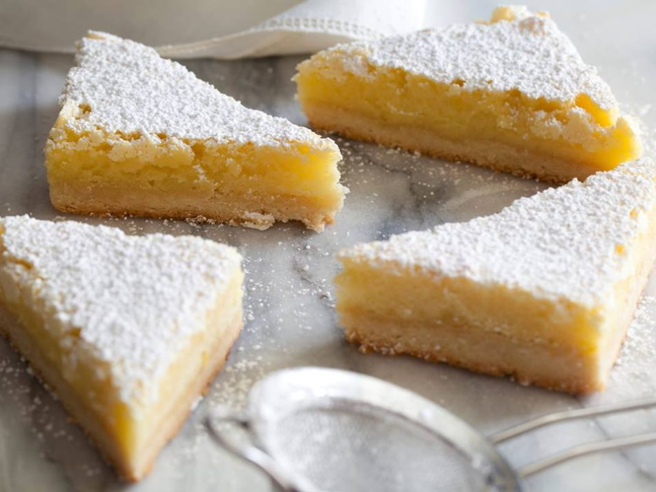 Lemon Pie Bars – Best Cooking recipes In the world