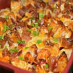 Load Up On This Loaded Chicken Potato Casserole!