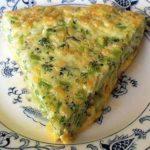Low Carb Broccoli Quiche