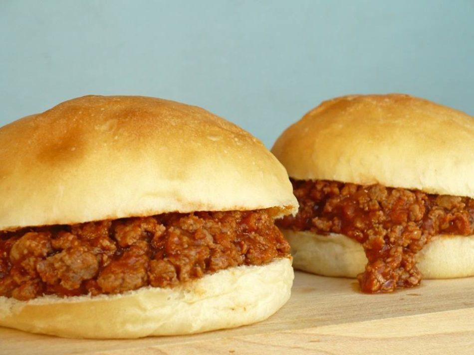 Ground Beef Sloppy Joe Recipe by Milagros Cruz