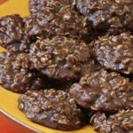 NO BAKE COOKIES!