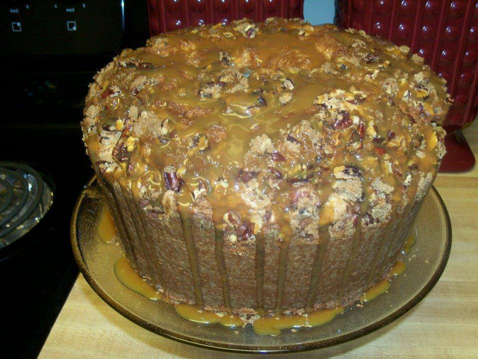 Pecan Pie Pound Cake Best Cooking Recipes In The World