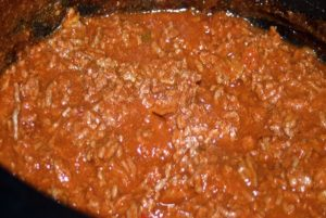Perfect For Parties Slow Cooker Sloppy Joes