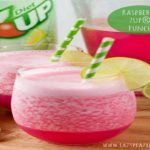 RASPBERRY 7-UP PUNCH