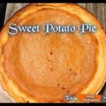 SWEET POTATO PIE *Special Request*