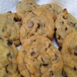 Shareable Chocolate Chip Cookies