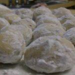 Snowball Cookies (AKA Wedding Cookies, Russian Teacakes)