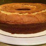 Sour Cream Pound Cake!