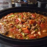With the cooler weather comes the crock pot.