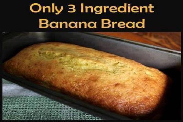 Ingredient Slow Cooker Banana Cake