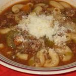 Awesome Hamburger Soup