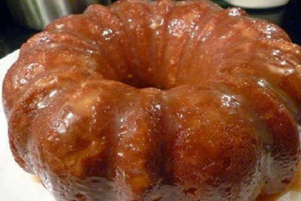 Banana Creme Bundt Cake Best Cooking Recipes In The World