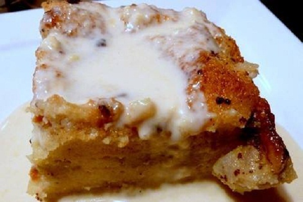 Best Bread Pudding with Vanilla Sauce – Best Cooking ...