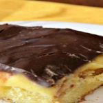 Boston Cream Poke Cake Mix Recipe