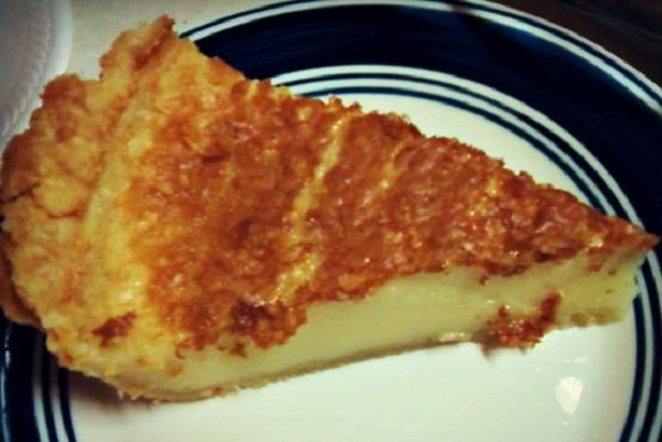 Buttermilk Pie Best Cooking Recipes In The World