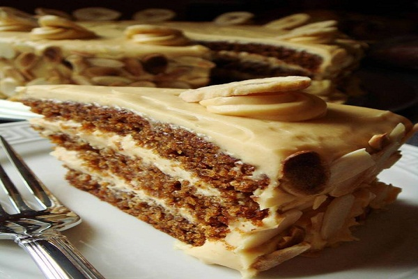 Butterscotch Cake With Caramel Icing Best Cooking