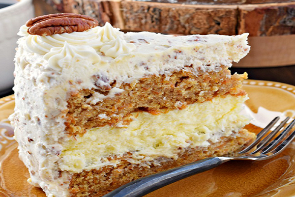 Freezing Cream Cheese Frosting Carrot Cake