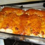Chicken Sour Cream Enchiladas (Casserole)