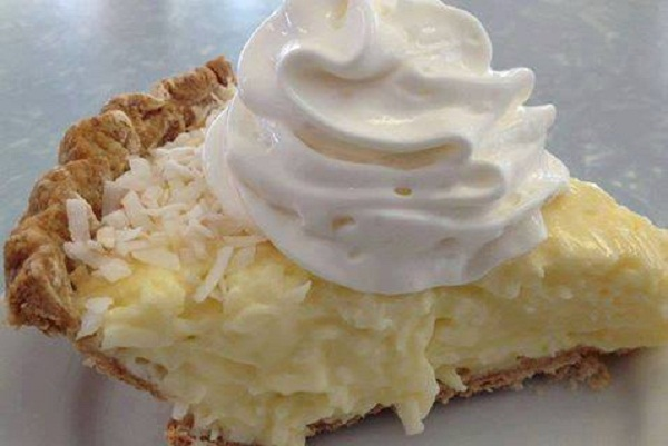 Coconut Cream Pie Best Cooking Recipes In The World
