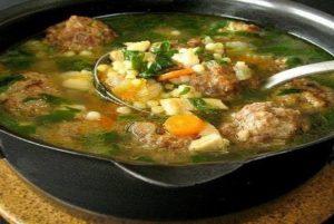 Crock Pot Italian Wedding Soup