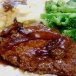 Crock Pot Melt-In-Your-Mouth  Cube Steak & Gravy