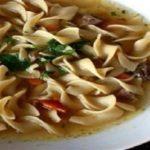 Easy Beef & Noodles