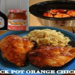 Easy Crock Pot Orange Chicken!