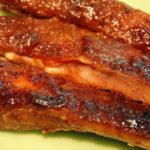 Fall off the bone BBQ beef Ribs