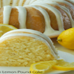 Italian Lemon Pound Cake!!!