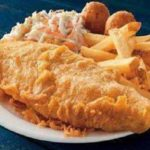 Long John Silver's Batter Fish or Chicken