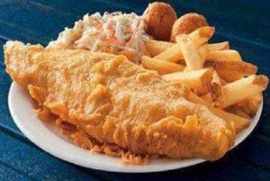 Long John Silver's Batter Fish or Chicken