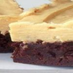 PB FROSTED BROWNIES