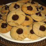 Peanut Butter Hershey's Kiss Cookies