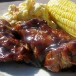 Slow Cooker Spicy Country Ribs