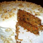 Southern Homemade Carrot Cake