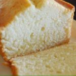 Super Easy Lemon Pound Cake