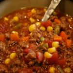 Vegetable Beef Soup/Stew