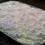Very Moist Coconut Sheet Cake