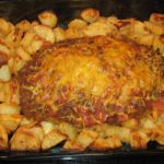 Yummy Taco Meatloaf!! Several wants this recipe….Here ya go!