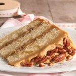 Buttered Pecan Caramel Cake