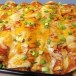CREAM CHEESE CHICKEN ENCHILADAS!!!