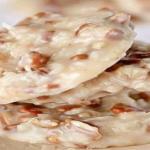 No Bake Pecan Coconut Praline Cookies
