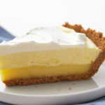 Triple Layer Lemon Pie