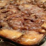 Best Cinnamon Bun Cake
