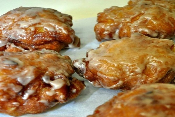 Amish Apple Fritter Recipe Best Cooking Recipes In The World
