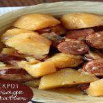 Crockpot Sausage & Potatoes Recipe